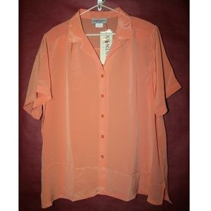 3X Donnkenny Woman Blouse